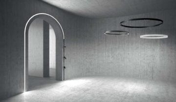 A24 Architectural Lighting System by Artemide, Italy (Video)