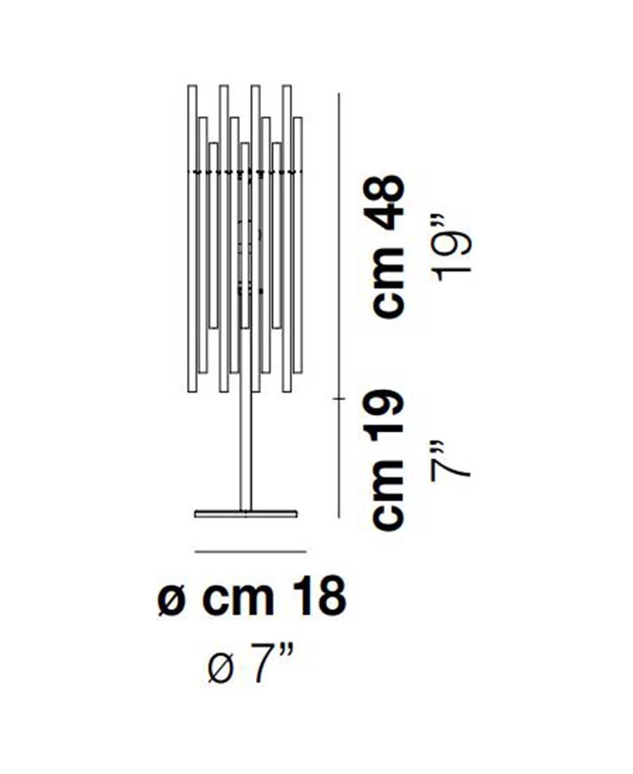 DIADEMA-LT-B-G-Table-Light-Dimensions-by-Vistosi