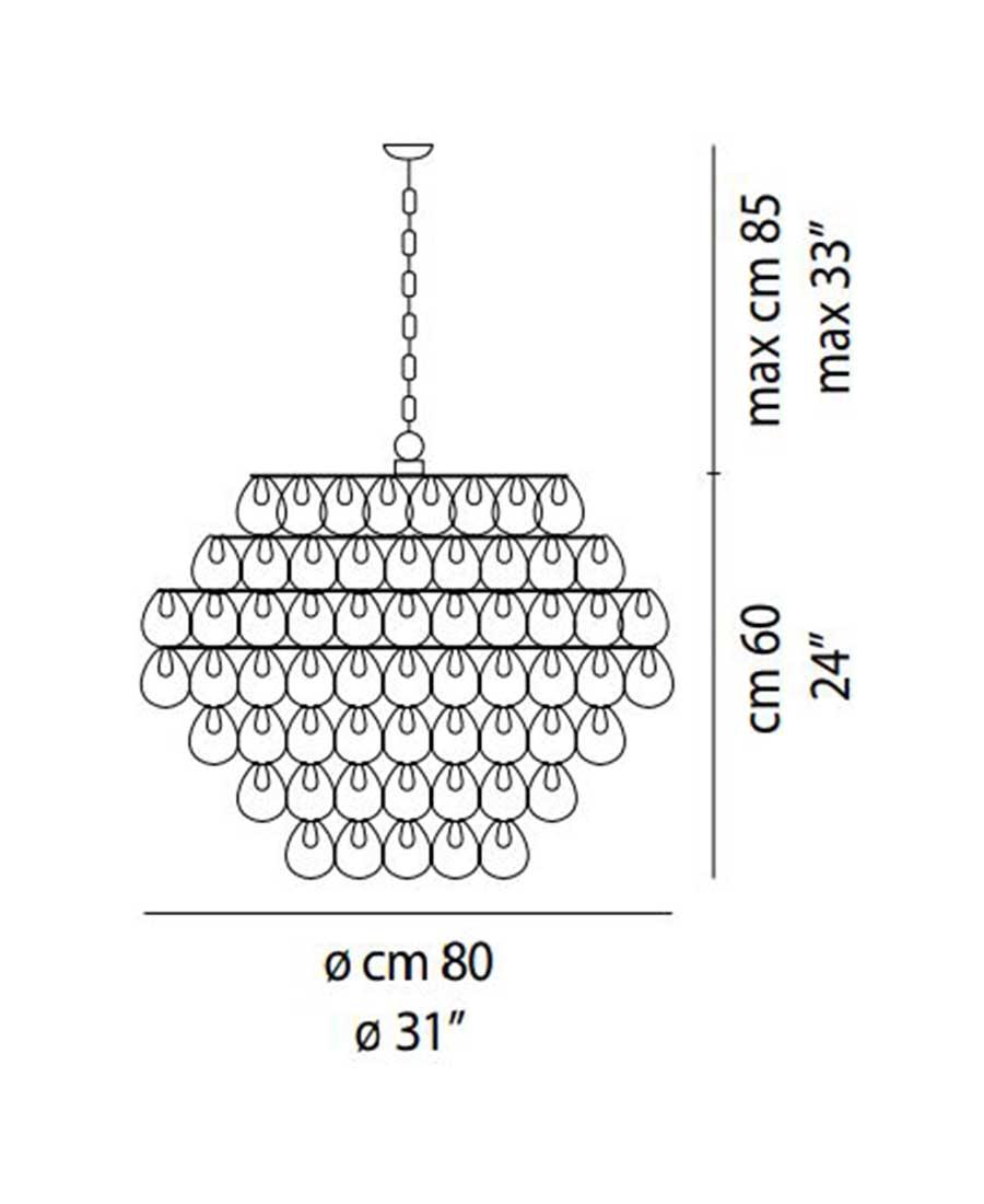 Giogali-SP-80-Pendant-DimensionsLight-by-Vistosi