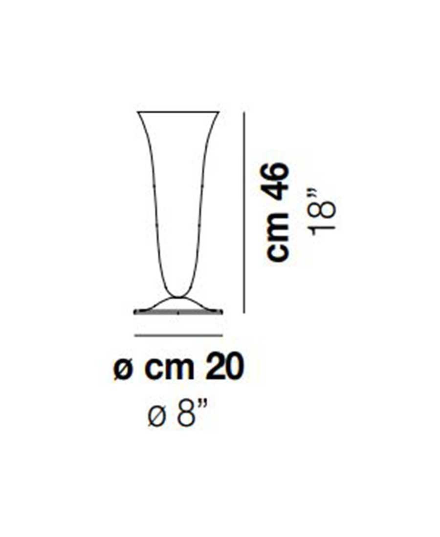 Goto-Table-Light-Dimensions-by-Vistosi-Small