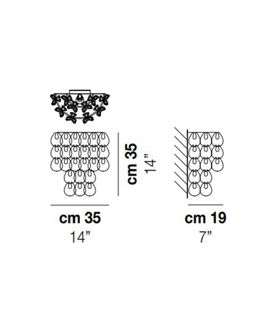 MiniGiogali-AP-Wall-Light-Dimensions-by-Vistosi