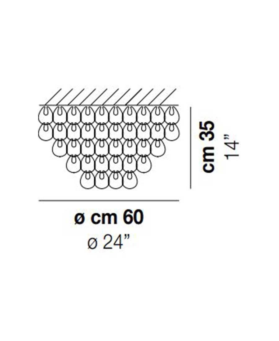 MiniGiogali-PL-60-Ceiling-Light-Dimensions-by-Vistosi