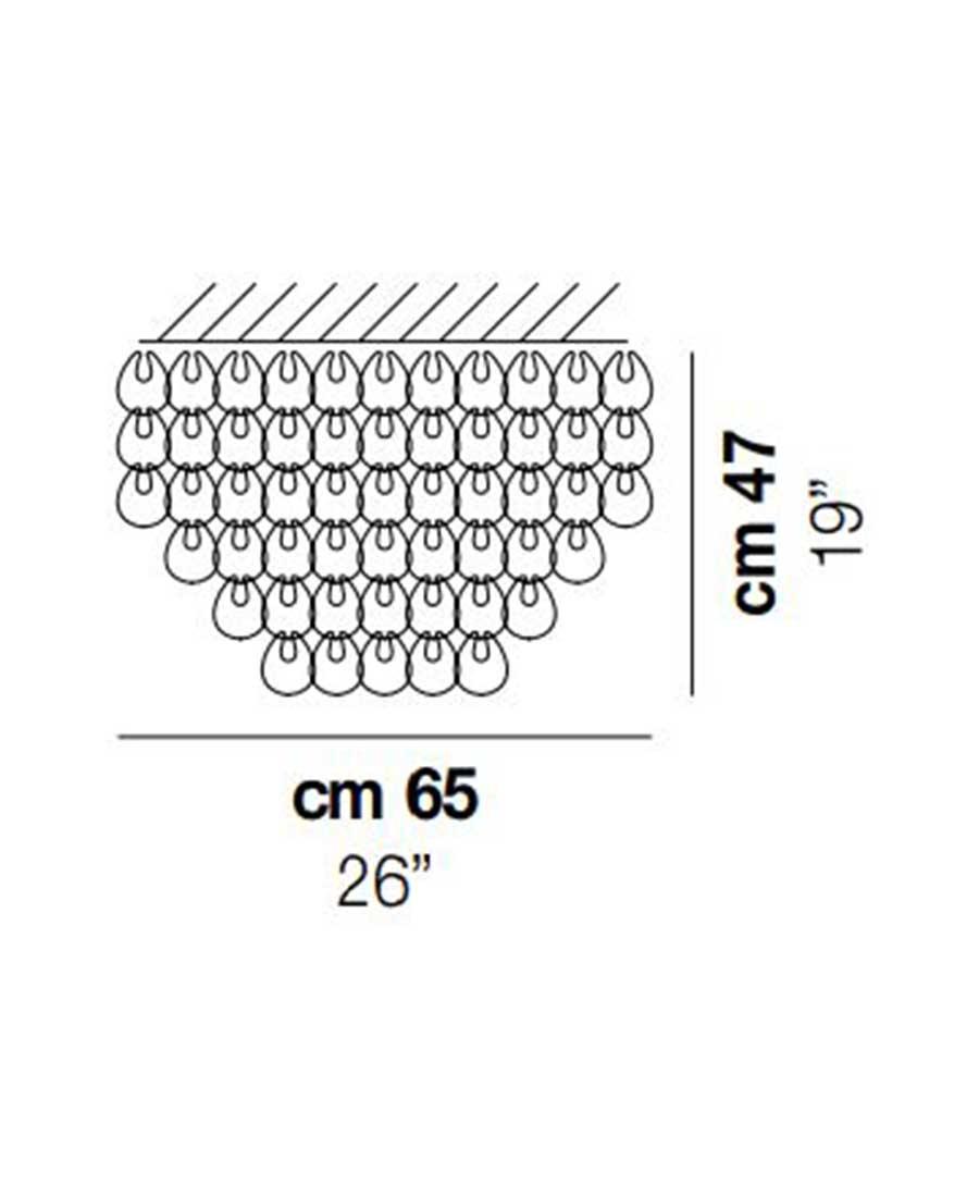 MiniGiogali-PL-65Q-Ceiling-Light-Dimensions-by-Vistosi