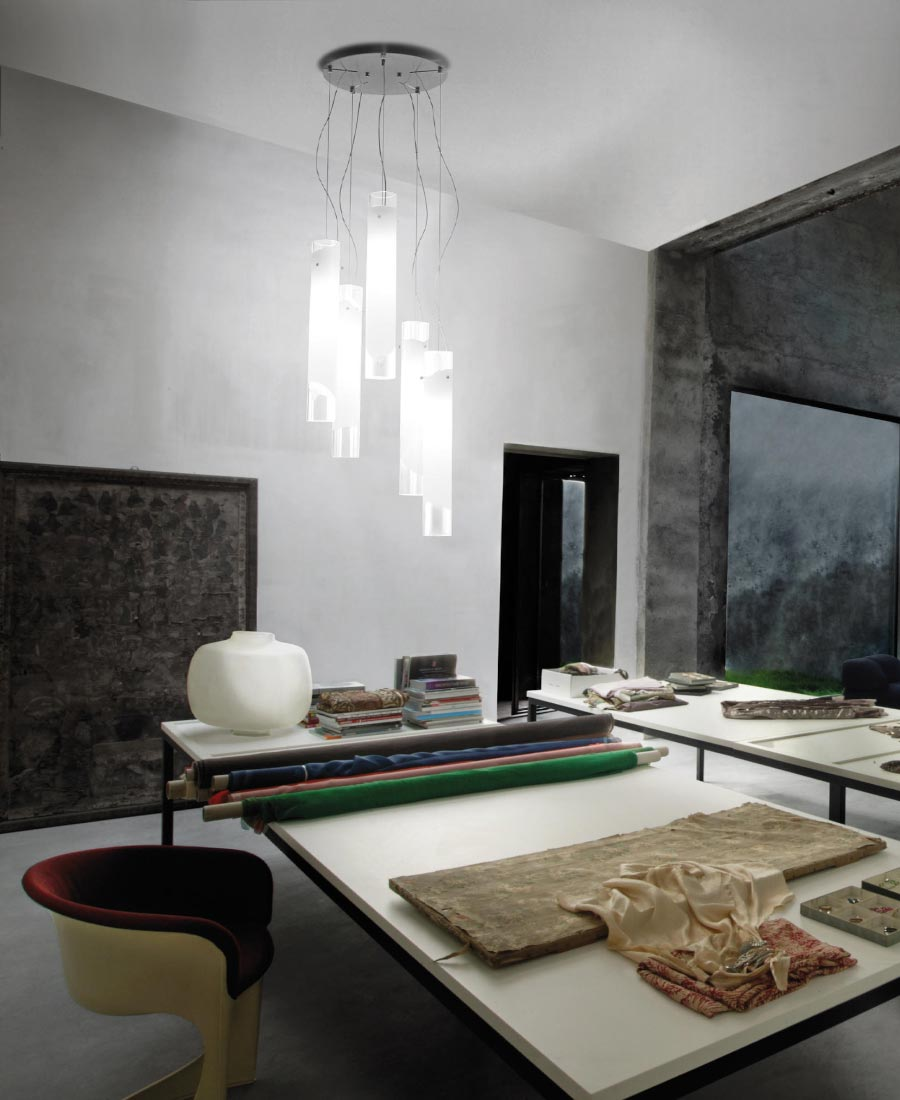 Lio Pendant Light by Vistosi 1