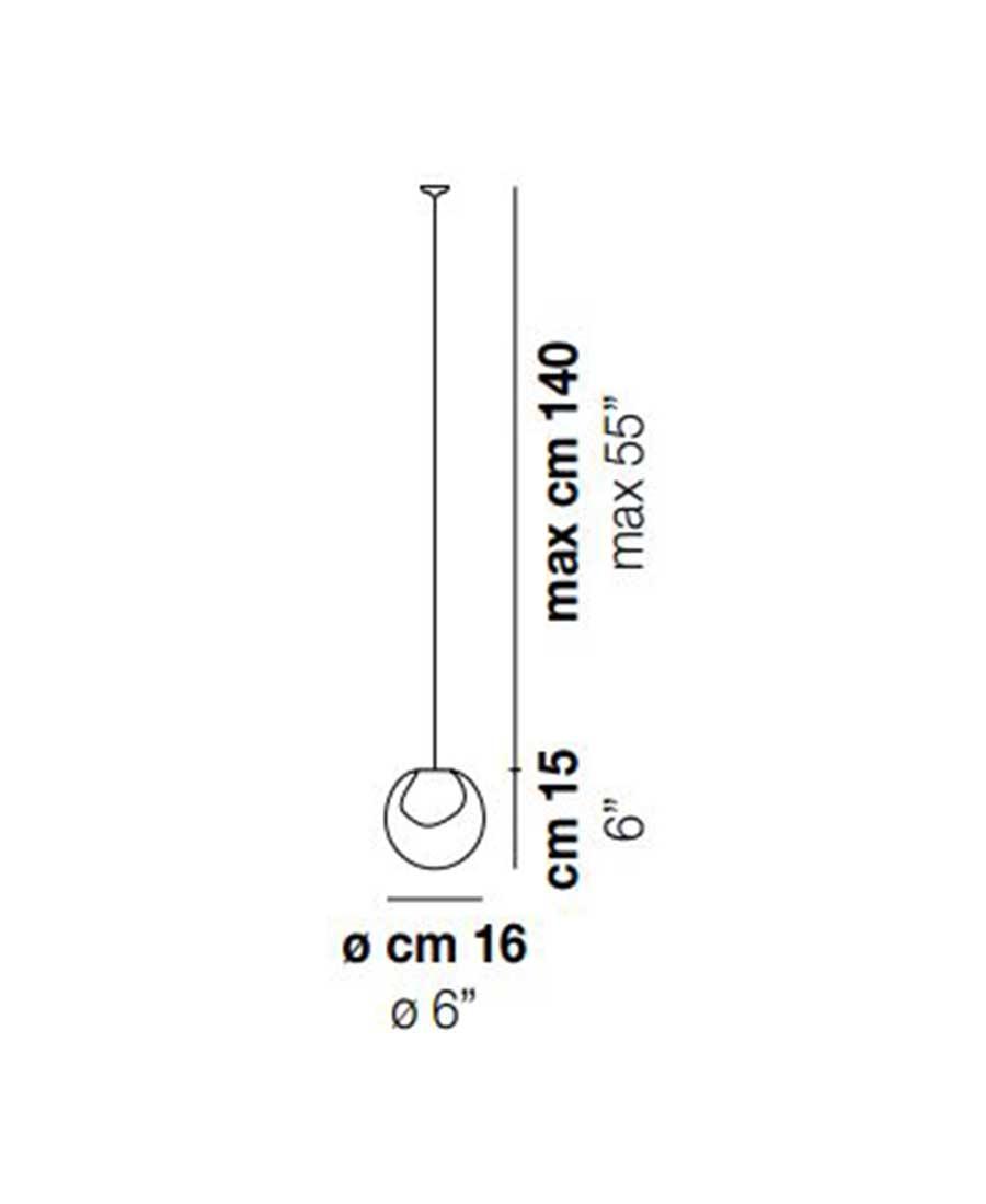 Poc-SP-16-Pendant-Light-Dimensions-by-Vistosi