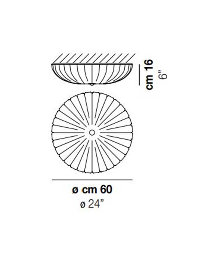 Riga-PL-60-Ceiling-Light-Dimensions-by-Vistosi