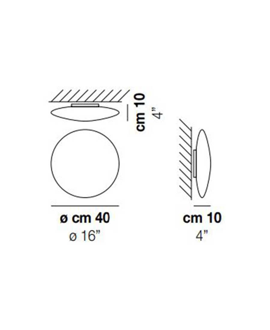 Saba-PP-40-Wall-Light-Dimensions-by-Vistosi