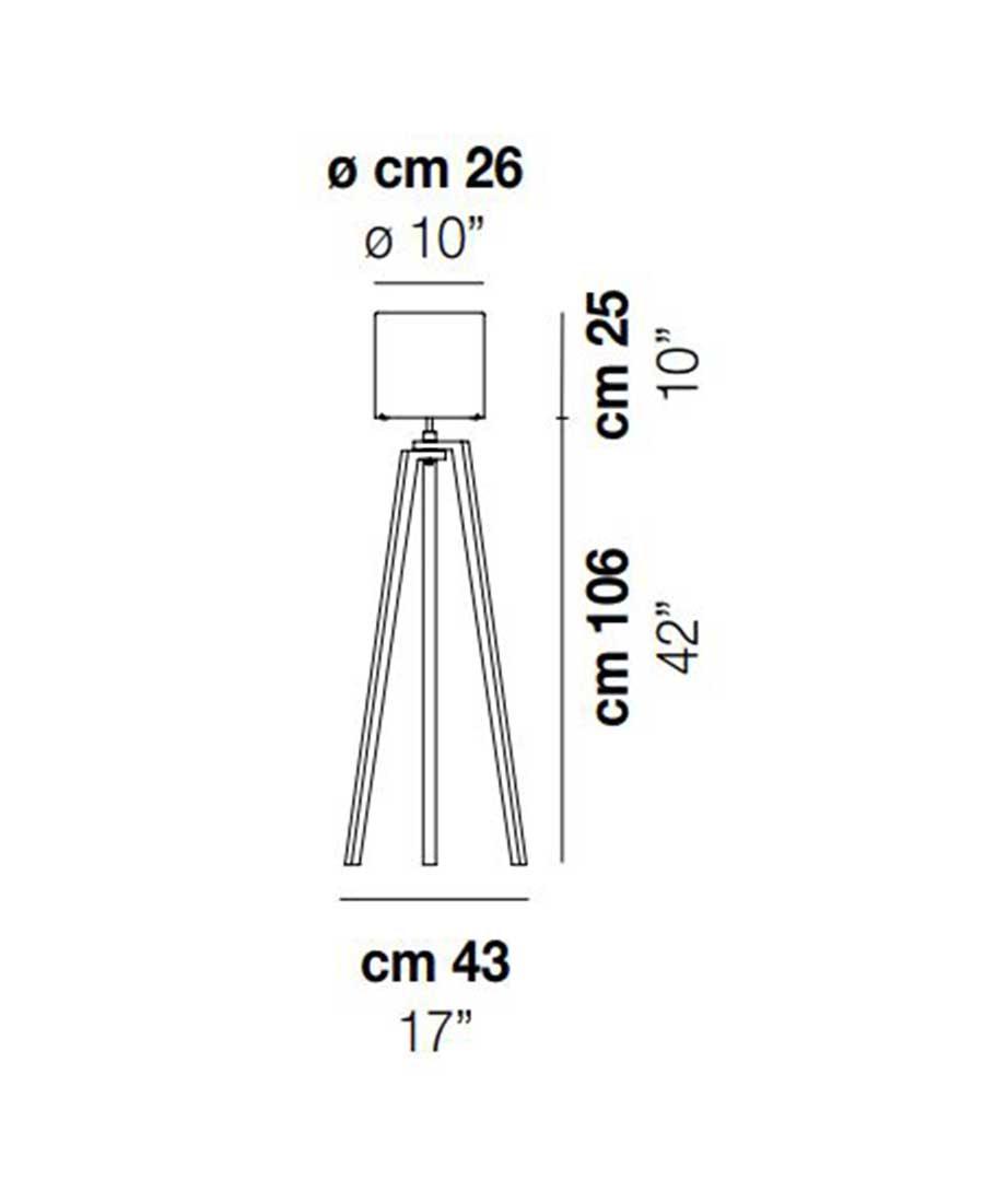 Trepai-Floor-Light-Dimensions-by-Vistosi