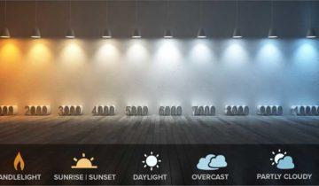 Understanding Colour Correlated Temperature (CCT) in Lighting Design
