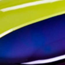 Reflexgreen Opaque Glass + Violet Titan Coating
