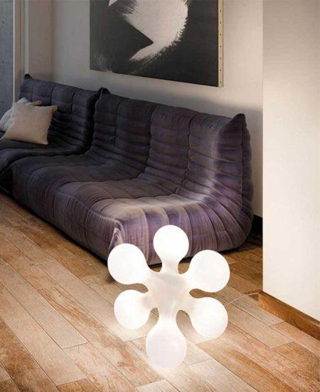 Atomium-Table-&-Floor-Light-By-Kundalini