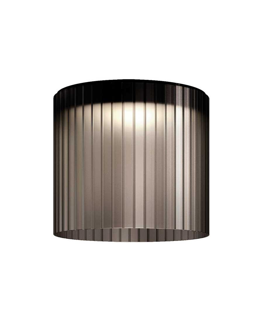 Giass-40-Ceiling-Lamp-BY-Kundalini-Smokey-grey
