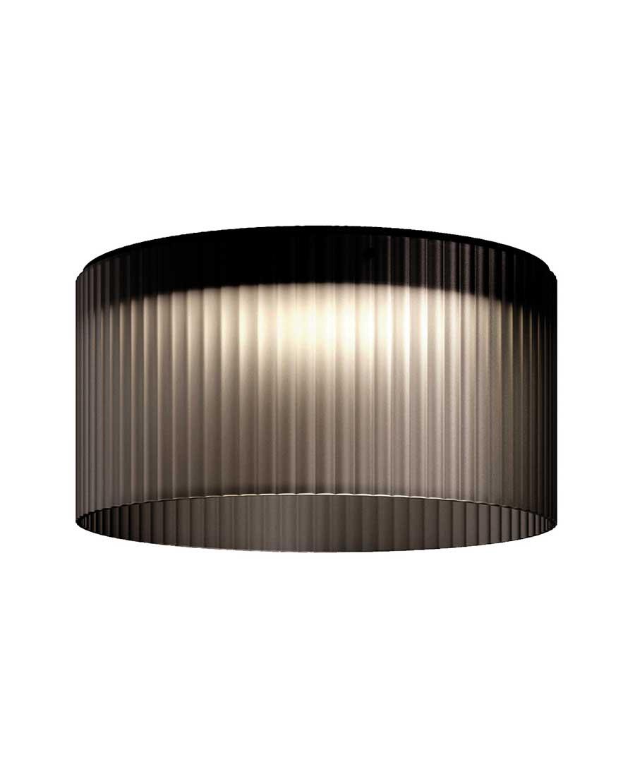 Giass-50-Ceiling-Lamp-BY-Kundalini-Smokey-grey