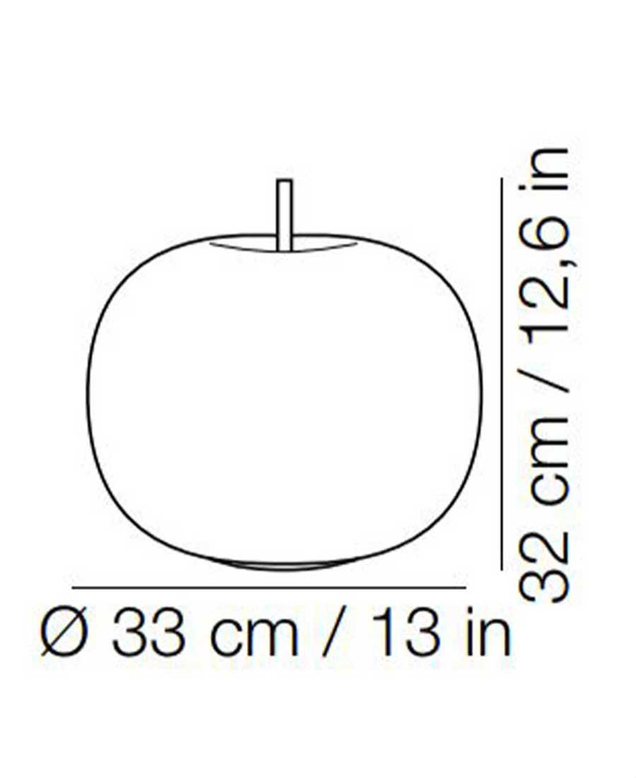 Kushi-33-Table-Lamp-Dimensions-By-Kundalini