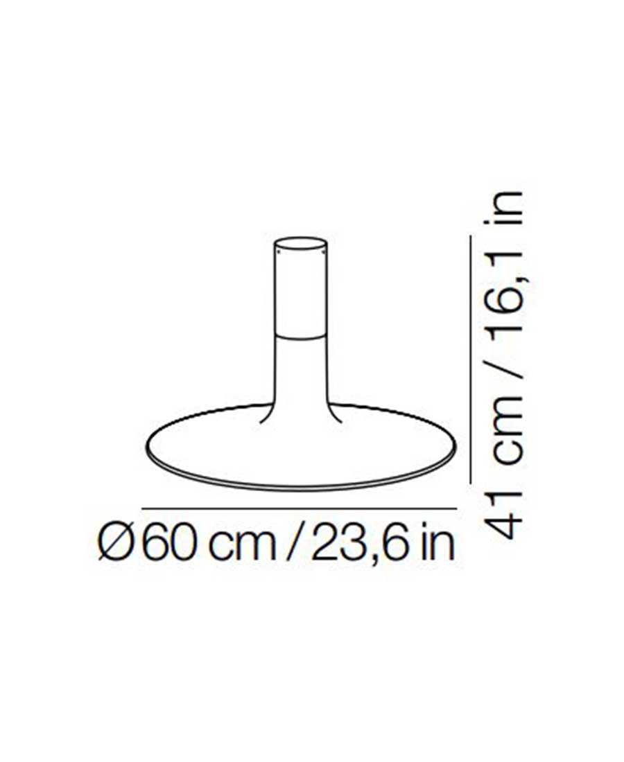 Louis-41-Ceiling-Light-Dimensions-By-Kundalini