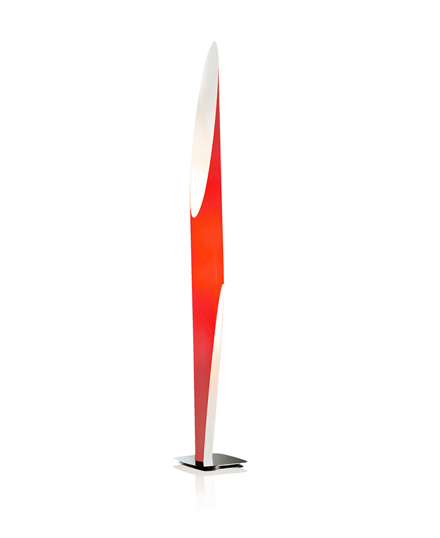 Shakti-Floor-Lamp-By-Kundalini-Red