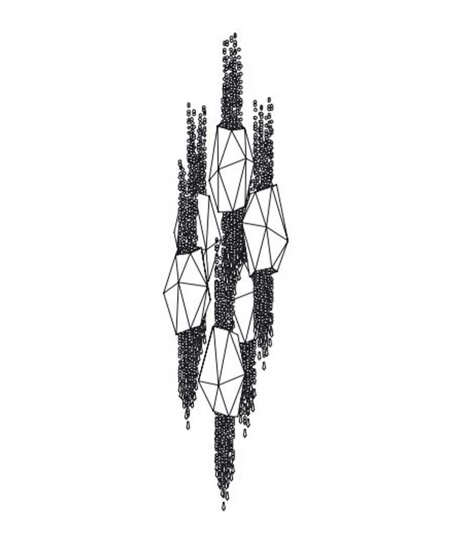Bracelet-By-Sans-Souci-PENDANT-60cm-(D)-×-240cm-(H)