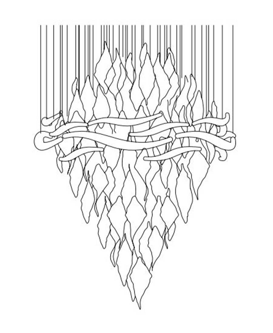 Frosty-Leaves-By-Sans-Souci-126cm-(D)-×-200cm-(H)